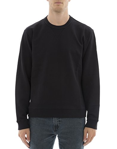 Kenzo Men's F665sw1324md99 Black Cotton Sweatshirt by Kenzo