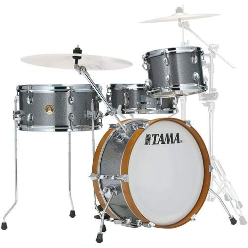 Tama Club-Jam 4-piece Shell Pack - Galaxy Silver