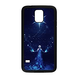Frozen Custom Plastic Cases For Samsung Galaxy S5 s5-NY063
