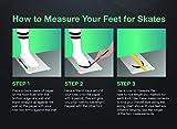 Riedell Skates - R3 - Quad Roller Skate for