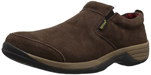 Old Friend Men's Adirondack Moccasin, Chocolate Brown, 12 M US by Old Friend (Image #1)