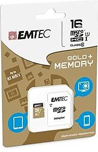 Tarjeta de memoria 16 GB para Samsung Galaxy Spica - Micro ...