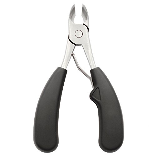 Harperton Nippit - Precision Toenail Clipper Tool for Thick or Ingrown Toenails