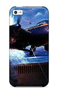 Faddish Phone Bomber Military Man Made Military Case For Iphone 5c / Perfect Case Cover