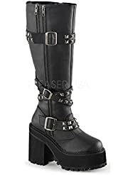 DEMONIA womens ASSAULT-203/BVL Boots