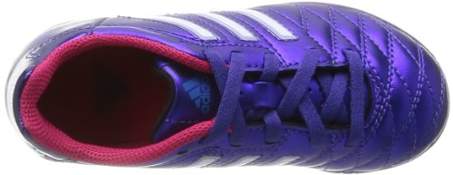 Adidas Performance 11Questra Trx Tf J - Zapatos para hombre Blast Purple F13 / Running White Ftw / Vivid Berry S14