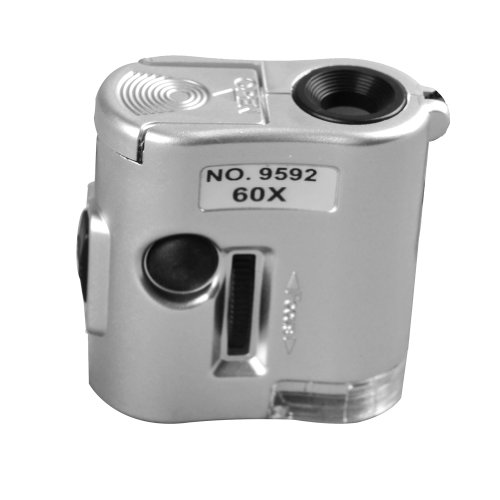 Illuminating Flashlight Currency Function Microscope product image