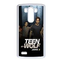 Diy Cutstomize LG G3 Case Cover for Teen Wolf Pattern LIULAOSHI(TM) [Pattern-6]