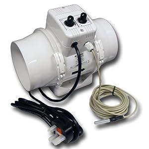 Image Gallery Heat Extractor Fan
