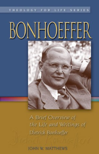 Where to find bonhoeffer life and writings?