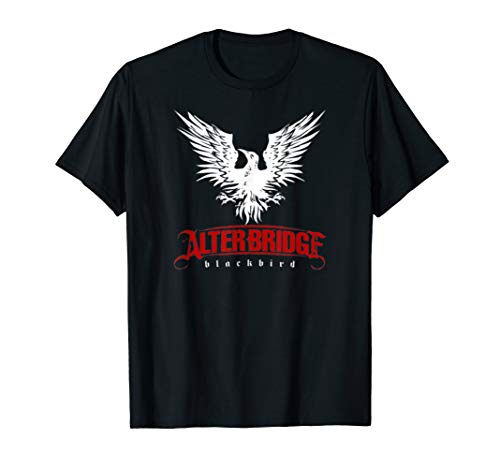 Alter Bridge Black Bird M T-Shirt (Bridge Clothing)