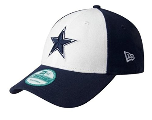 Dallas Cowboys Navy The League 9FORTY Velcro Adjustable Hat / Cap