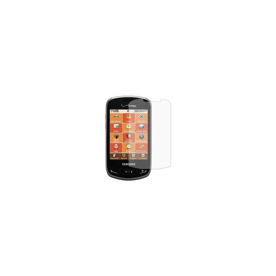 Glare Screen Protector (Samsung SCH U380) Cell Phones & Accessories