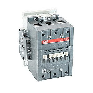 ABB A110-30-00-81 Contactor, 24 VAC Coil, 110 A at 3-Phase ... on