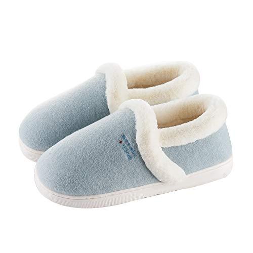 Tellw , Sandales Compensées Mixte Adulte Bleu