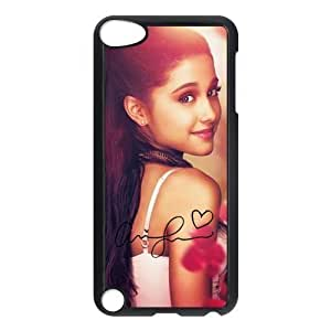 Customize American Famous Singer Ariana Grande Back For Iphone 6Plus 5.5Inch Case Cover JNIPOD5-1307