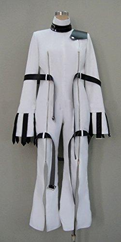 [Onecos Code Geass C.C. white Cosplay Costume] (Cc Code Geass Costumes)