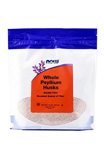 Whole Food (NOW Foods Psyllium Husks Whole, 16 Ounce (Pack of 2))