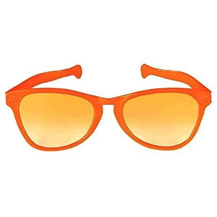 Amscan International Jumbo Glasses (Orange) V9qUEQt7