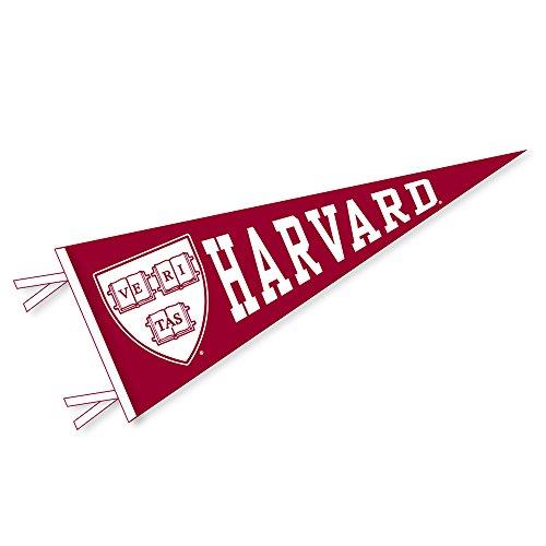 Harvard University Crimson Pennant
