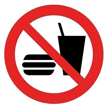 intratec prohibición de Caracteres Comida y Bebida Prohibido ...