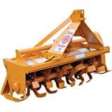 King Kutter Gear-Driven Rotary Tiller - 5ft. Tiller Width, Model# TG-60-Y