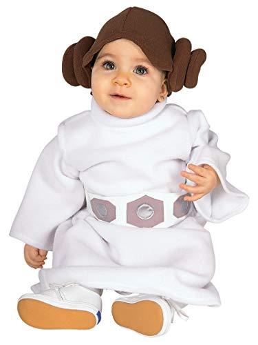 Rubie's costume company Infant/Toddler Princess Leia Star Wars