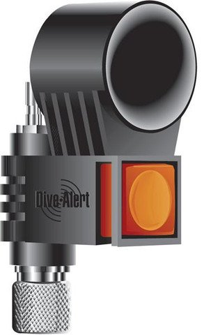 Dive Alert Signaling Device for Scuba Dive Diving Diver BC BCD Emergency Signal, DA-1 (Emergency Signaling Device)