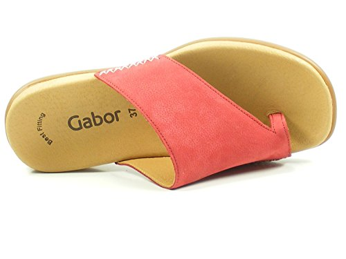 Rouge 83 Tongs 700 Gabor Femme TxwRInqYOq