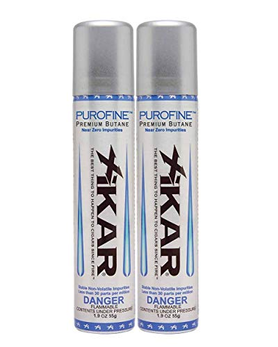 Xikar Premium Butane Fuel Refill for
