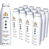 UPTIME – Premium Energy Drink, Blood Orange – Sugar Free, 12 Pack, 12oz Bottles, Natural Caffeine, Sparkling, 5 Calories, Natural Flavors