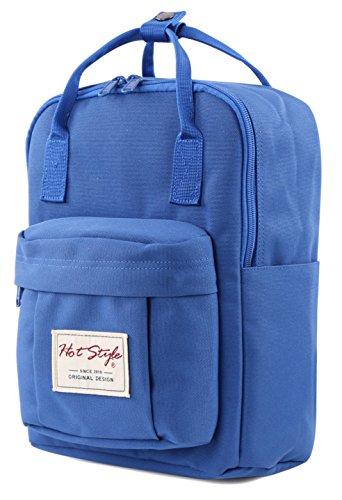 HotStyle Bestie Mochila mujer 14L - Bolsa para pañales impermeable - Verde D141P, Azul