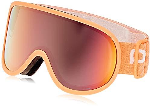 POC Unisex-Adult Retina Big Skibrille, Light Citrine Orange, ONE