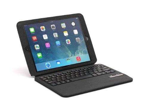 Griffin Black Slim Bluetooth Keyboard Folio Case for iPad Air (Griffin Ipad Air Slim Keyboard Folio Case)