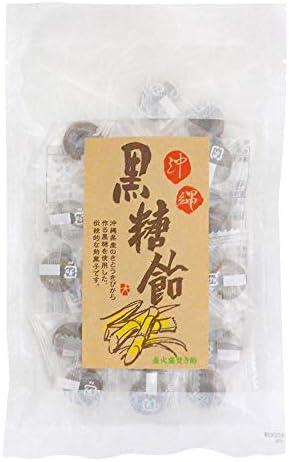 冨士屋製菓  沖縄黒糖飴 80g  10袋
