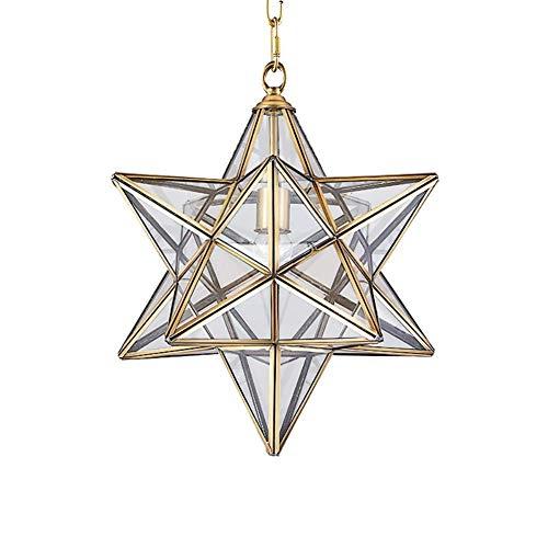 KIRIN Moravian Star Pendant Light - 11.8
