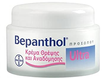 Bayer Bepanthol Ultra Face Cream 50ml