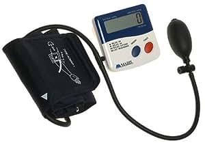Mabis 04-203-001 Digital Manual Blood Pressure Monitor