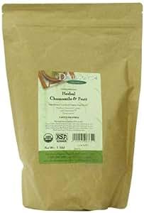 Davidson's Tea Bulk, Herbal Chamomile and Fruit, 16-Ounce Bag