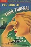 img - for I'LL SING AT YOUR FUNERAL: An Inspector Luke Bradley Mystery book / textbook / text book