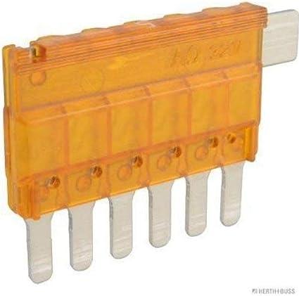 buss elparts fusible bloque de copia de seguridad 50295342 Herth
