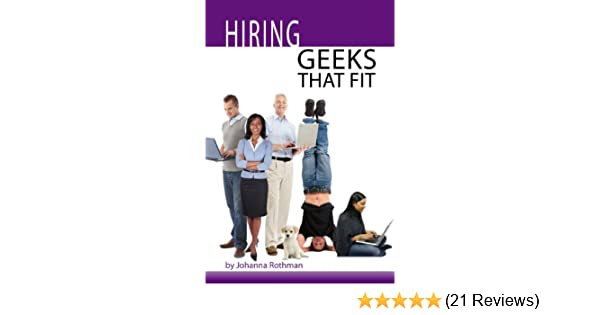 "19 Replies to ""Hiring Geeks That Fit"""