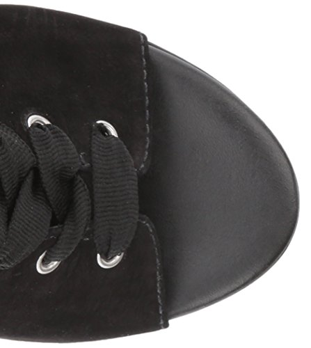 Bernardo Women's Heidi Fashion Boot Black Nubuck DkwFE3Go