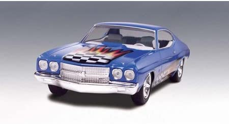 Amazon Com Revell 1 25 70 Chevelle Ss 454 Toys Games