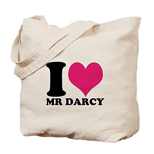 CafePress - Austens Land - Natural Canvas Tote Bag, Cloth Shopping (Jane Austen Tote Bag)