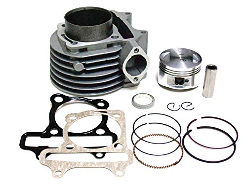 - MMG Complete Cylinder Kit 125cc 150cc 4 Stroke GY6 Chinese Scooters Moped ATV