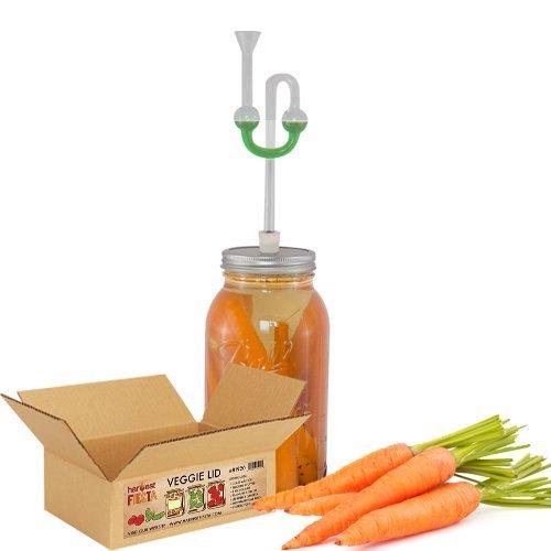 Harvest Fiesta Veggie Fermenting Jar Kit
