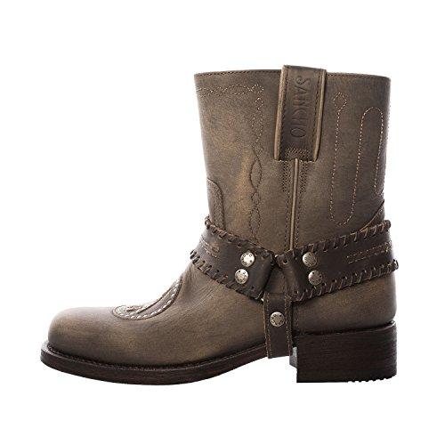 MATINO Boots Bottines pour cuir Sancho femmes VS11039 en VINTABE t0qa0w6