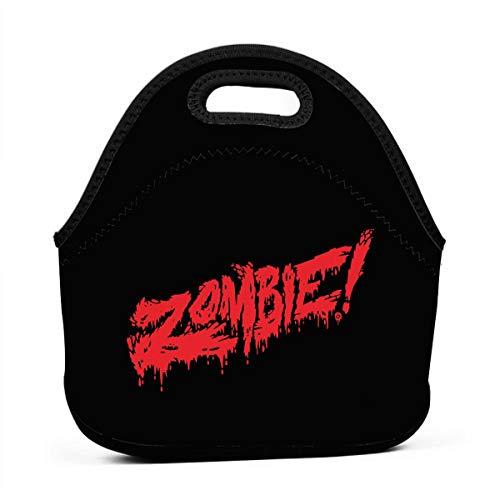 CJGlinzhanymx Flatbush Zombies Lunch Bag Portable Bento]()