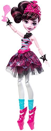 Monster High Ballerina Ghouls Draculaura product image